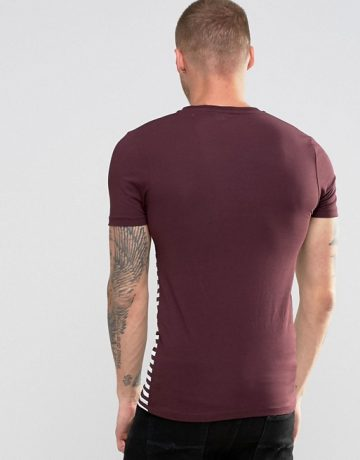ASOS Extreme Muscle Stripe T-Shirt