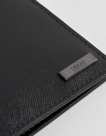 BOSS By Hugo Boss Digital Leather Wallet