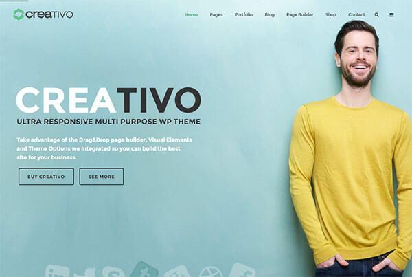 Creativo – The Best Multi Purpose WordPress Theme – Everything you ...