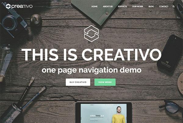 Creativo – The Best Multi Purpose WordPress Theme – Everything you