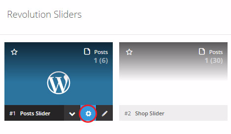 Customize the Blogger Slider – Creativo Documentation