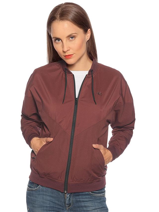Khujo Acata Brown Jacket